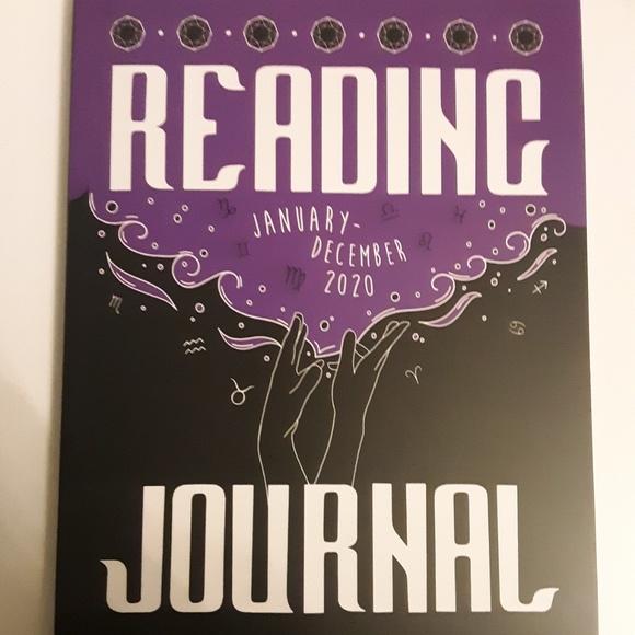 FairyLoot 12-Month Reading Journal